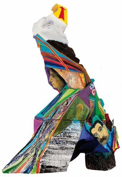 Luis Felipe Noe, 'Proyecto de monumento a la humanidad', 2015
