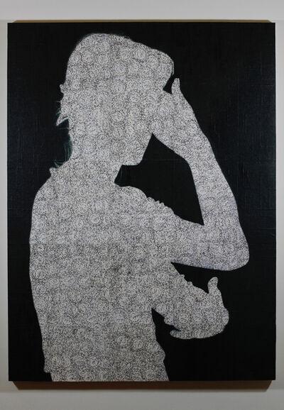 Sepideh Salehi, 'Mohr Portrait 4', 2017