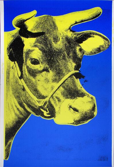 Andy Warhol, 'Cow, II.12', 1971