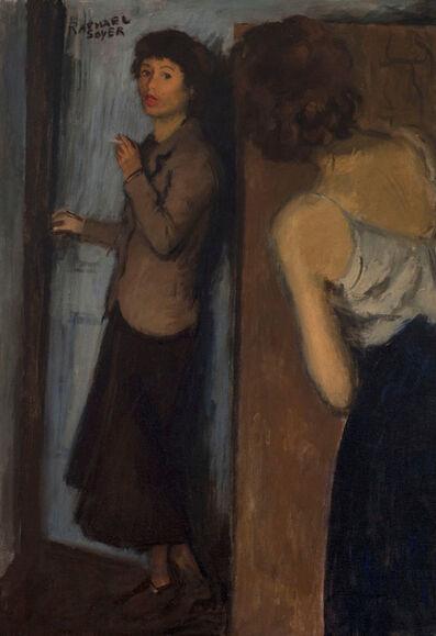 Raphael Soyer, 'Roommates', c.1934