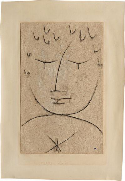 Paul Klee, 'Lucia', 1937