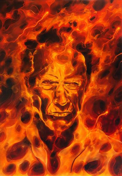 Bruno Portella, 'Fire Eastwood', 2020