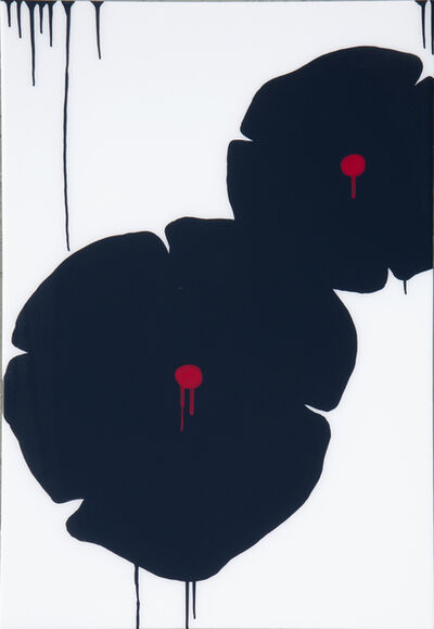 "Hamilton Aguiar, '""Two Flowers""', 2019"
