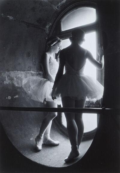 Alfred Eisenstaedt, 'Two dancers of the Opera de Paris', 1930
