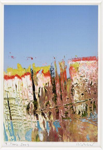 Gerhard Richter, 'Ohne Titel (9. März 2009)', 2009