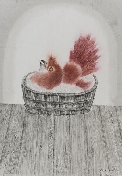 Shi Rongqiang, 'Ablution of Phoenix', 2015