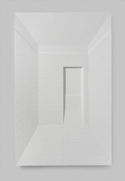 Cai Lei 蔡磊, 'Blank 180501', 2018