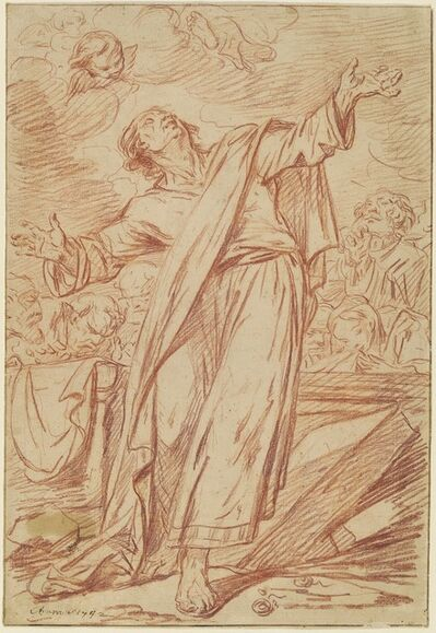 Charles Parrocel, 'The Assumption of the Virgin', 1742