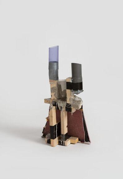 Zhou Yilun 周轶伦, 'Large Impromptu PVC Vase #2', 2019
