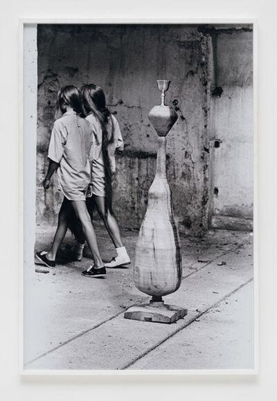 Tunga, 'Xifópagas capilares', 1987