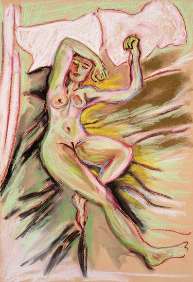 Christabel MacGreevy, 'Green Nude', 2019