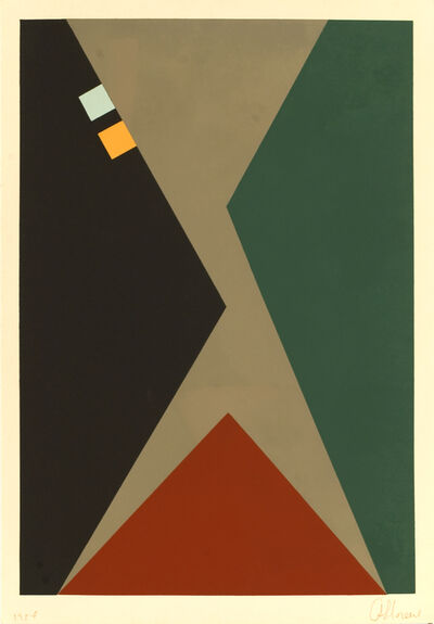 Antonio Llorens, 'Untitled (set of 10)', 1960