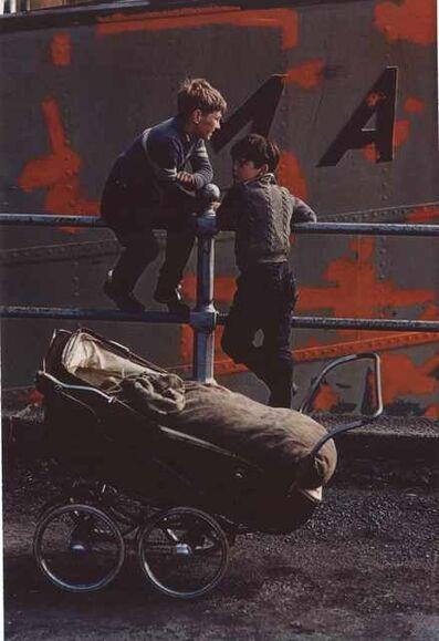 Ernst Haas, 'London Docks', 1951