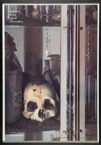 Damien Hirst, 'Romance in the Age of Uncertainty', 2003