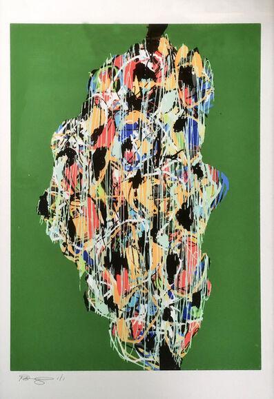 Danny Simmons, 'Rush', 2015
