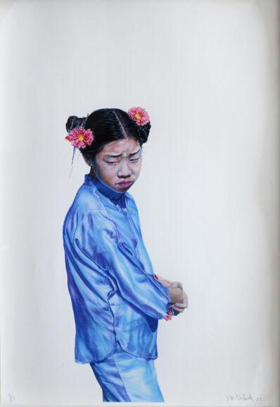 John Valadez, 'Untitled', 2001