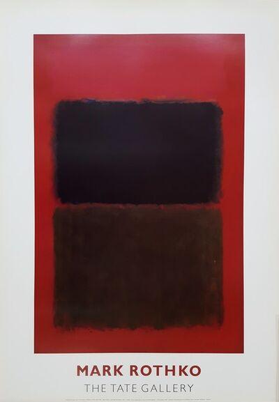 Mark Rothko, 'Light Red Over Black', 1993