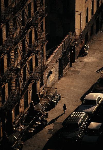 Joseph Rodriguez, 'Sunrise, Spanish Harlem, NY ', 1987