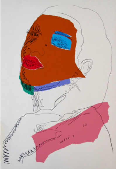 Andy Warhol, 'Ladies and Gentlemen II.127 ', 1975