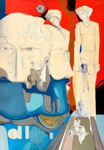 Vahagn Igityan, 'Composition', 2015