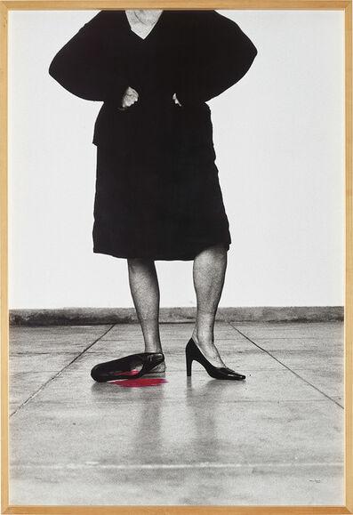 Helena Almeida, 'Seduzir [Seduce]', 2002