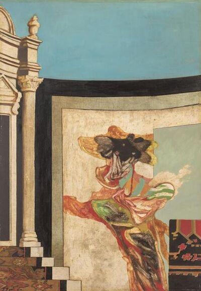 Guido Biasi, 'Personaggio Barocco', 1969