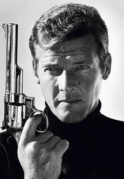 Terry O'Neill, 'Roger Moore as James Bond', 1970's