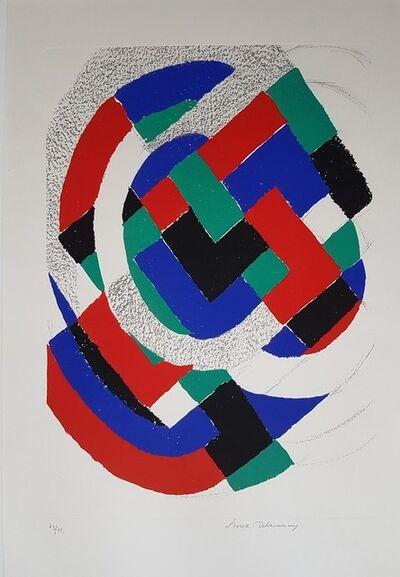 Sonia Delaunay, 'Untitled', 1972