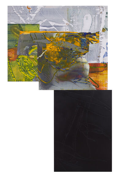 Karl Klingbiel, 'Oarsman, Oarsman (For Susan Howe)'
