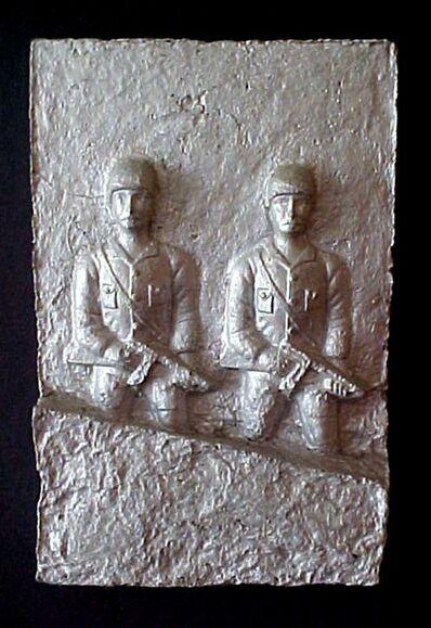 Armando Queiroz, 'Soldados Prata', 1995