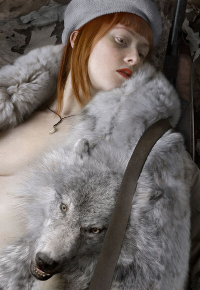 Katerina Belkina, 'Red Riding Hood. Justified Cruelty', 2006