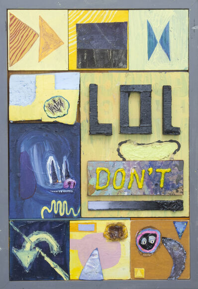 Nic Rad, 'LOL Don't', 2015