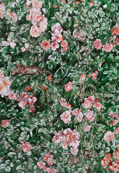 Adele van Heerden, 'Tigris Dormienti', 2018