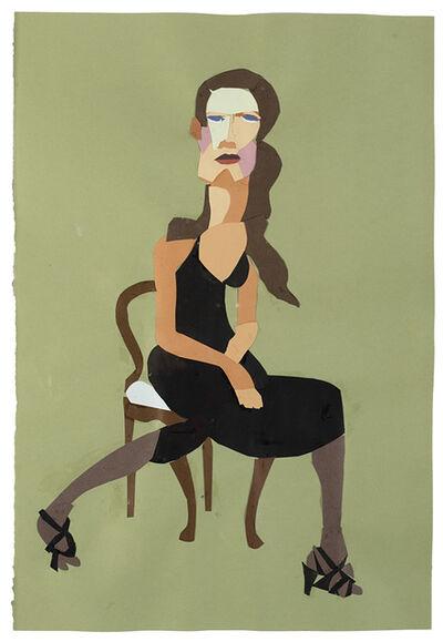 Chantal Joffe, 'Untitled', 2004