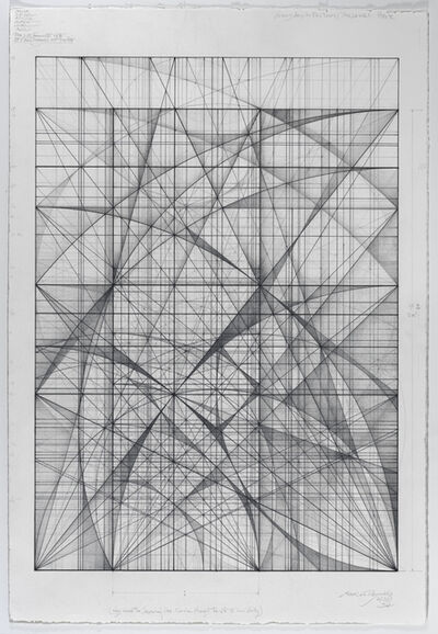 Mark Reynolds, 'The 1.111 Series: Ode to John Cage, 2.13', 2013