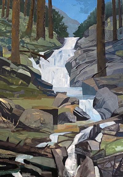 Mariella Bisson, 'Almost There Falls', 2021