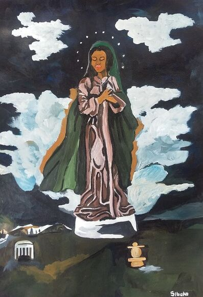Thabo Sibeko, 'African Renaissance - Re-imagining The Immaculate Conception by Velazguez', 2019