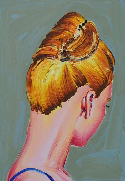 Cornelius Völker, 'Hairdo', 2006