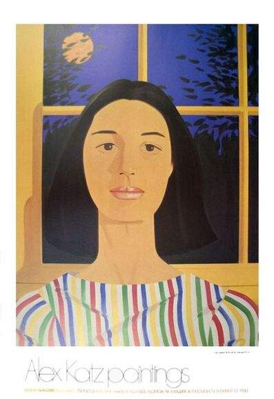 Alex Katz, 'East Interior', 1979