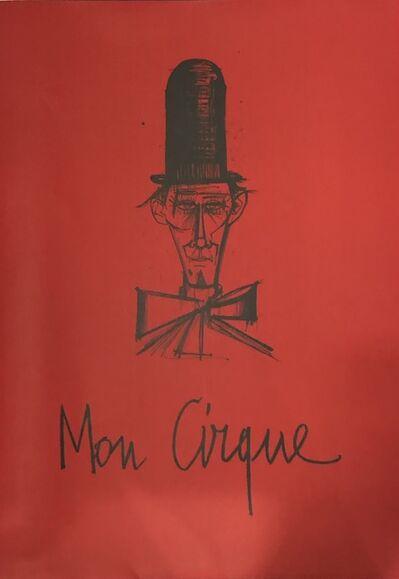 Bernard Buffet, 'Mon Cirque', 1968