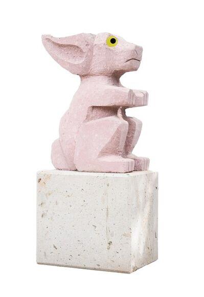 Olaf Breuning, 'Rabbit', 2020