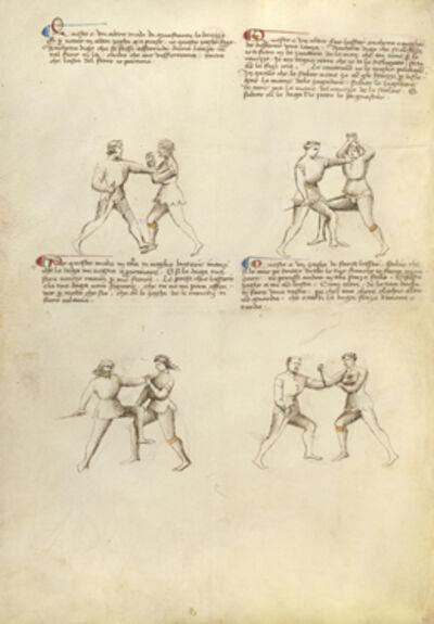 Fiore Furlan dei Liberi da Premariacco, 'Combat with Dagger', 1410