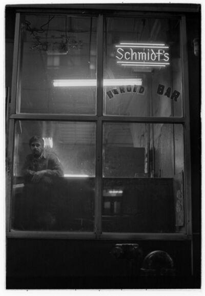 Masao Gozu, 'Harry's Bar #16, 11pm September', 1980
