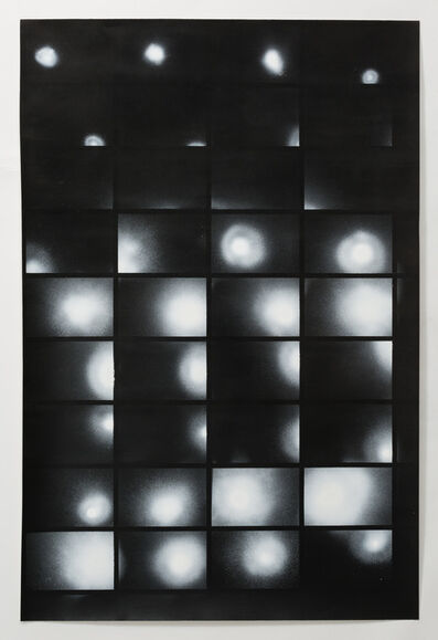 Elham Rokni, 'White Flashlight #3', 2015