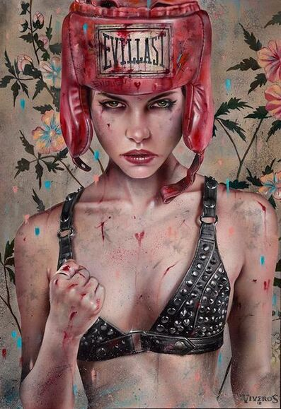 Brian M. Viveros, 'Protect Yourself', 2018
