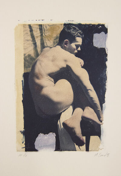 Mark Beard, 'Dirk from Rear', 1998