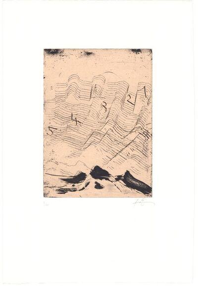 Antoni Tàpies, 'Homenatge a Max Ernst', 1990-2000