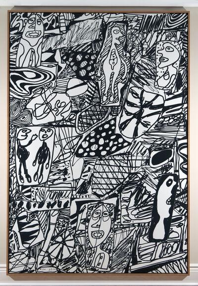 Jean Dubuffet, 'Site de Memoire I', 1979