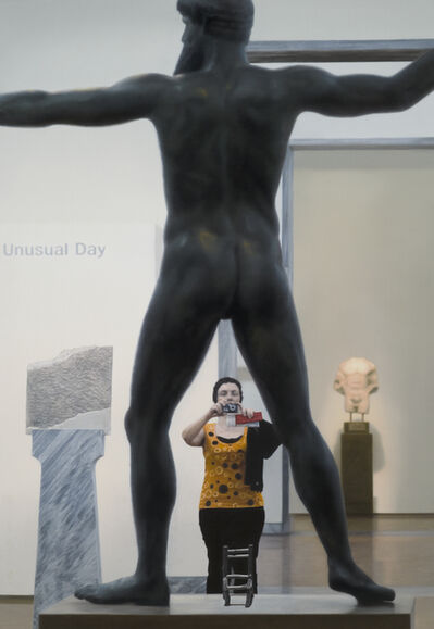 JI, SeokCheol, 'Unusual Day-Athens, Greece', 2015