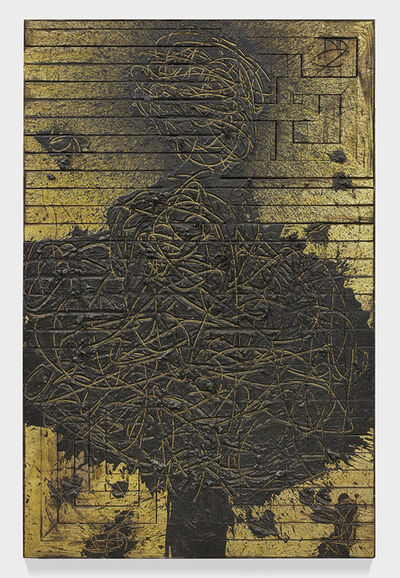 Rashid Johnson, 'Franklin', 2013